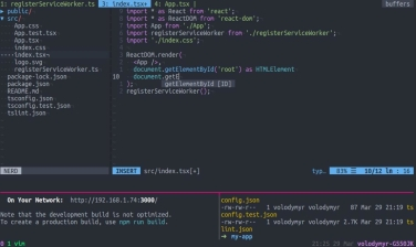 Two years with Vim | Volodymyr Lukashevych